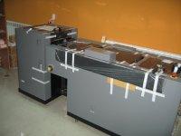 Инсталляция комплекса по послепечатной системы Duplo Systems 5000.
