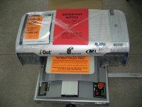 Запуск цифрового принтера для прямой печати на текcтиле I-Dot