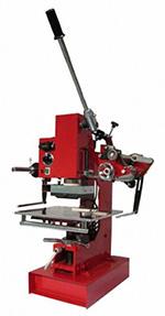 Пресс горячего тиснения TIC TC-800TM.